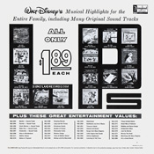 Rica Moore Walt Disney Presents Goldilocks And The Three Bears