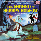 3801 Walt Disney Presents The Legend Of Sleepy Hollow