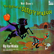 DQ-1285 Walt Disney's The Legend Of Sleepy Hollow