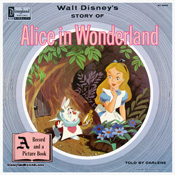 ST-3909 Walt Disney's Story Of Alice In Wonderland