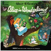 WDL-4015 Walt Disney's Alice In Wonderland