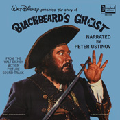 DQ-1305 Walt Disney Presents The Story Of Blackbeard's Ghost