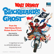 ST-3978 Walt Disney Presents The Story Of Blackbeard's Ghost