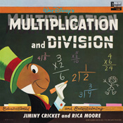 1236 Walt Disney's Multiplication And Division
