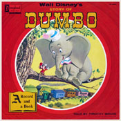 ST-3904 Walt Disney's Story Of Dumbo