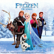 D002084901 Disney Frozen The Songs