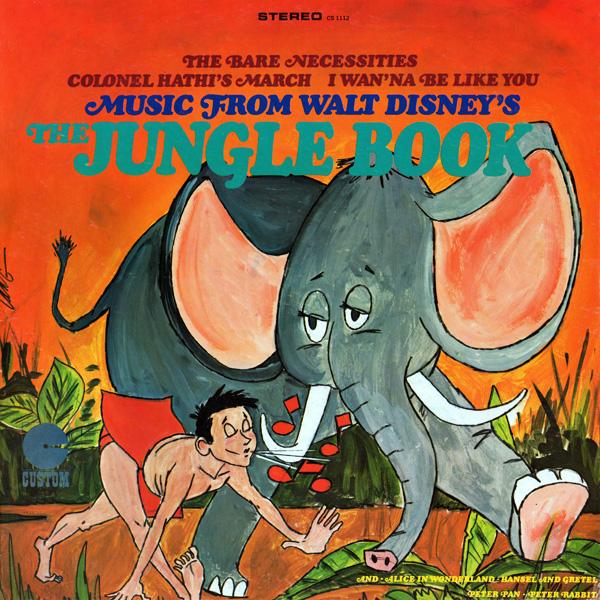 Disneylandrecords Com Cs 1112 The Jungle Book