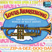 STER-1341 Louis Armstrong: The Wonderful World Of Walt Disney