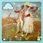 UN-1537 Walt Disney L'Enchanteur 7 - Mary Poppins