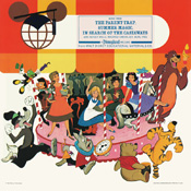 1318 WDEMCO Music From Three Walt Disney Motion Pictures