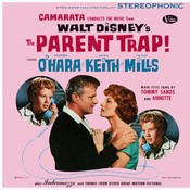 STER-3309 Camarata Conducts The Music From Walt Disney's The Parent Trap!