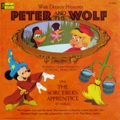 Peter And The Wolf plus The Sorcerer's Apprentice ST-3926