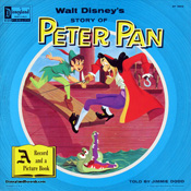ST-3910 Walt Disney's Story Of Peter Pan