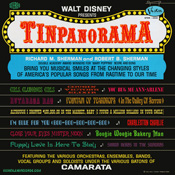 STER-3330 Walt Disney Presents Tinpanorama