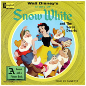 ST-3906 Walt Disney's Story Of Snow White and the Seven Dwarfs