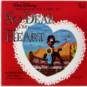DQ-1255 Walt Disney's Story Of So Dear To My Heart
