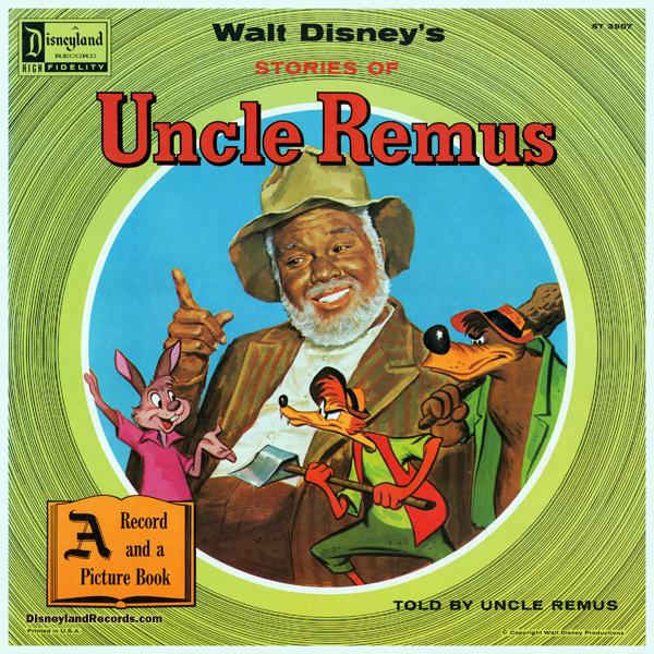 disneylandrecords com st 3907 walt disney s stories of uncle remus
