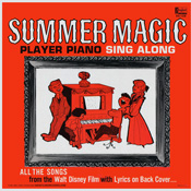 DQ-1238 Summer Magic Player Piano Sing Along