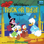1358 Walt Disney's Trick Or Treat